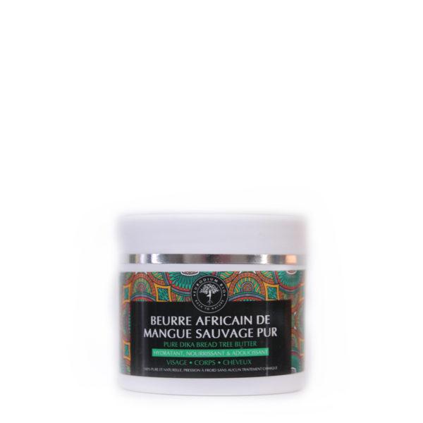 Beurre de mangue sauvagepur visage corps et cheveux – bush mango