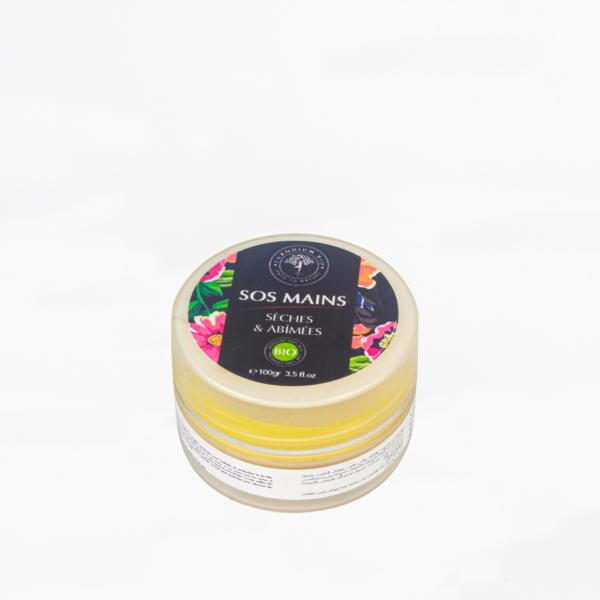 SOS MAINS  SÈCHES ET ABÎMÉES – Crème mains