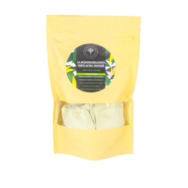 Argile Verte Montmorillonite 100% Pure Et Naturelle