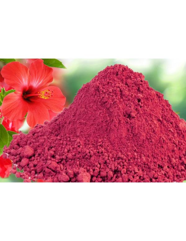 poudre hibiscus